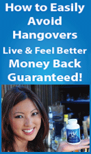 Avoid Hangovers