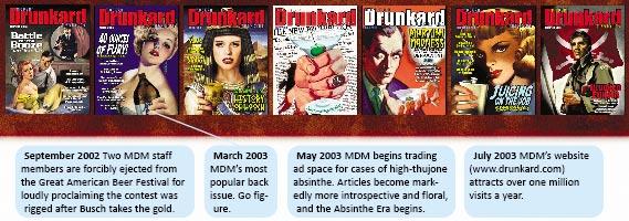 the decadent decade modern drunkard magazine