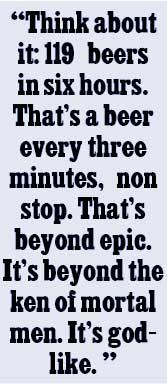 119 Beers