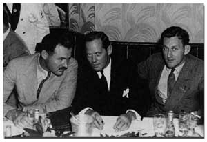 Hemingway and Ohara