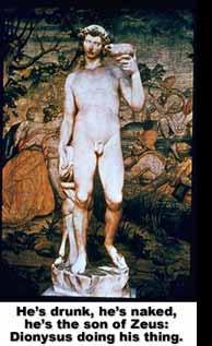 Defending Dionysus