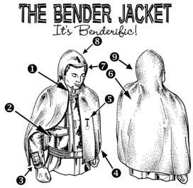 bender jacket