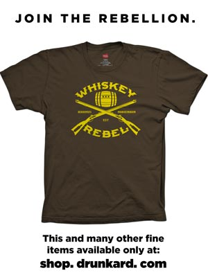 Whiskey Rebellion T-Shirt