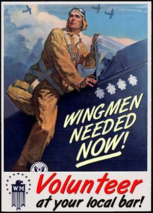 Wingme Needed Now!