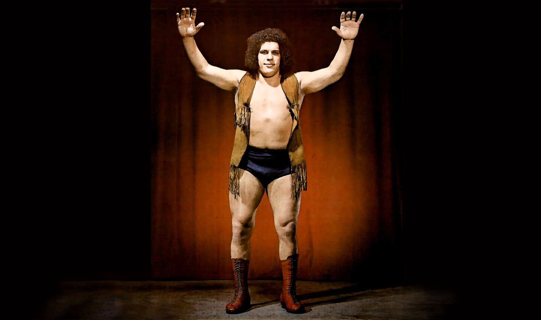 The Greatest Drunk on Earth: Andre the Giant