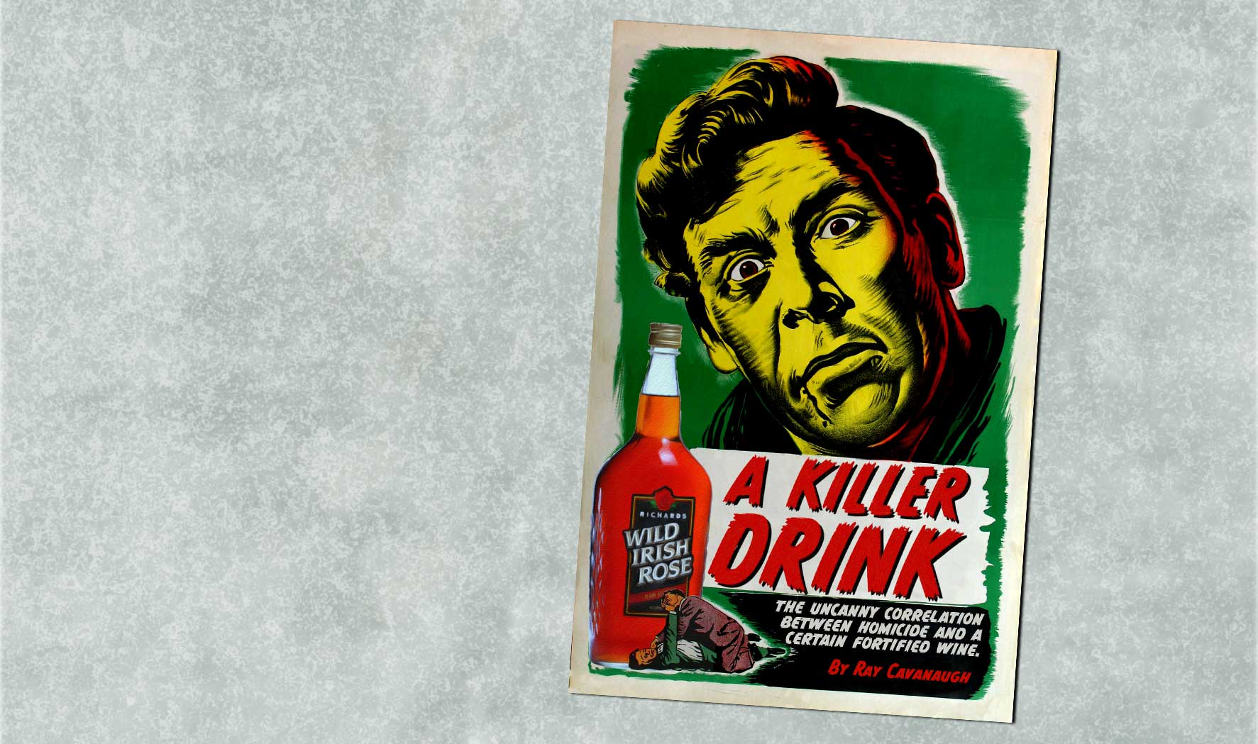 A Killer Drink | Modern Drunkard Magazine