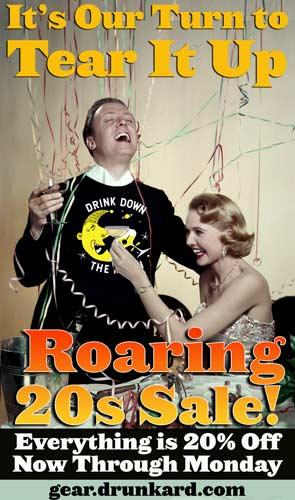 Roaring 20s Sale