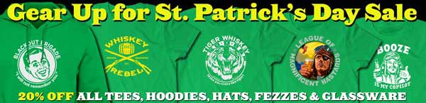 Gear Up St Patrick's Day Sale